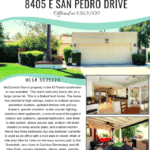 8405 E San Pedro Dr